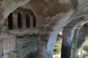 aubeterre underground church