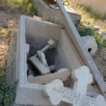 graveyards\