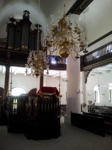 curacao - joodse synagoge
