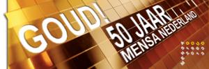 50 years mensa the netherlands