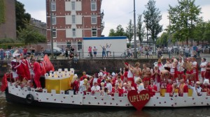 gay pride canal parade 2014