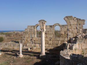 salamis basilica of campanopetra