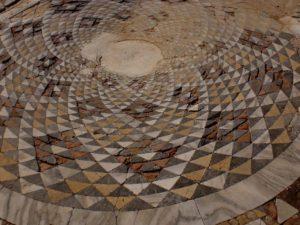 salamis mosaic basilica of campanopetra