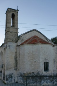 agios mamas church bahceli