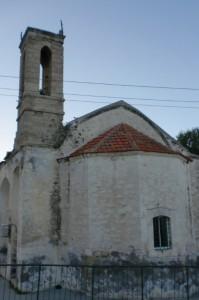 agios mamas church bahceli
