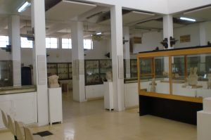 archaeological museum amman