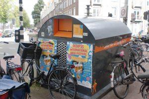 recycling plastic amsterdam