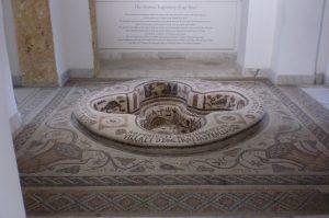 baptism mosaic