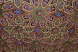 ottoman ceiling bardo museum