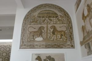 mosaic bardo museum