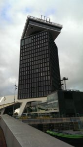 Amsterdam tower