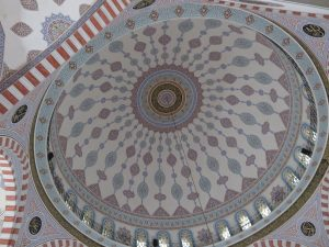Mevlid-i Halil Mosque dome