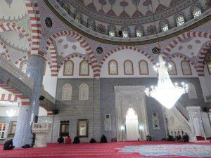 Mevlid-i Halil Mosque inside