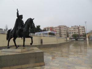 Traveling in Şanlıurfa