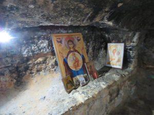 Saint Barnabas' grave