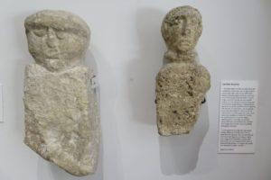 heads of jarnac musée d'angoulême