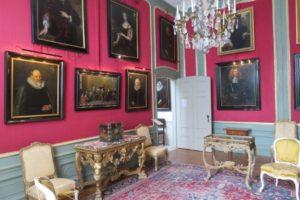 museum van loon red saloon