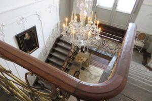 museum van loon stairwell