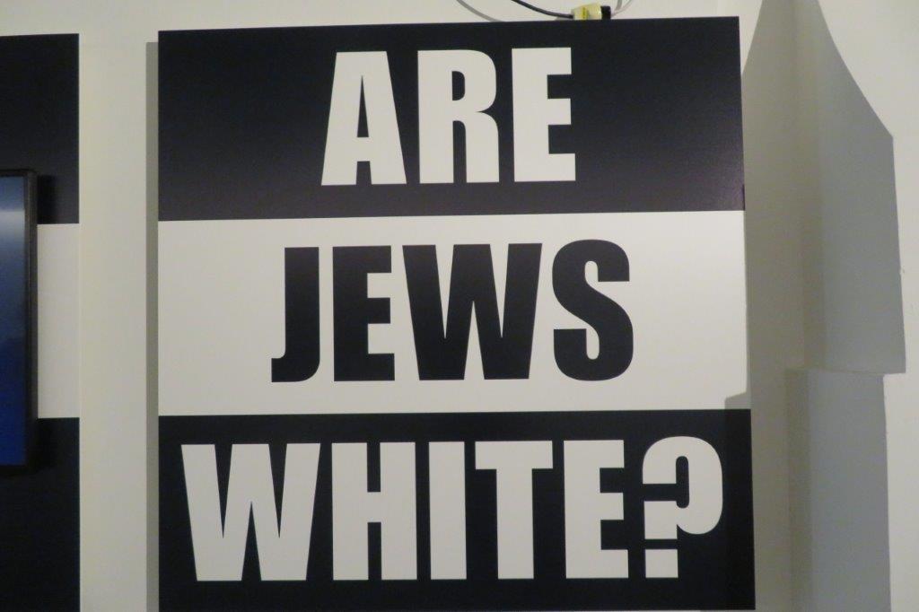 are jews white?