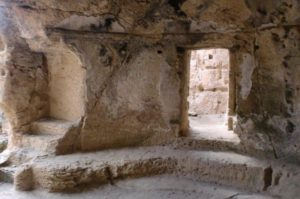 house of Dionysos in paphos graves