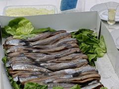 herring party