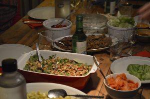 mensa fonds koreaans eten