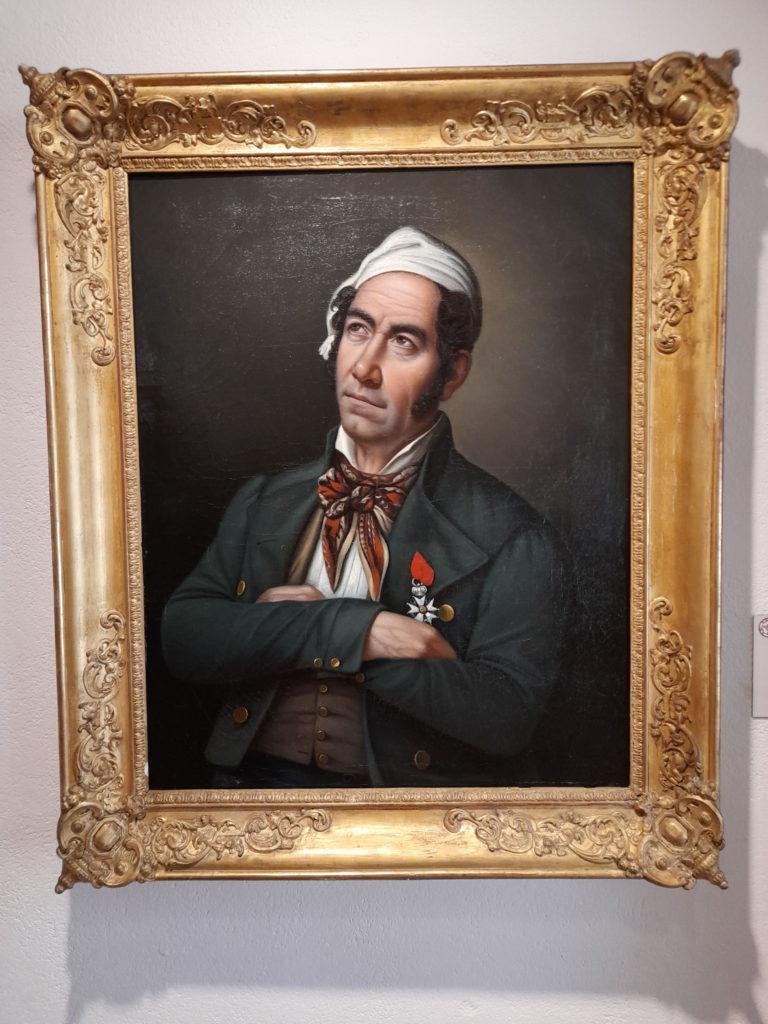 alexandre joseph caboche painted by mademoiselle schmitt Musée d'Histoire et d'Archéologie in Orléans