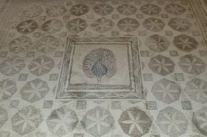 house of Dionysos in paphos