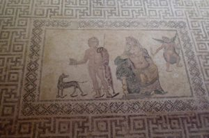 house of Dionysos paphos phaedra and hyppolytos mosaic