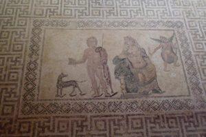 house of Dionysos paphos phaedra and hyppolytos mosaic