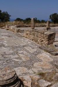 Northern Cyprus Heritage - Agios Trias Basilica 0