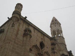 Churches in Şanlıurfa